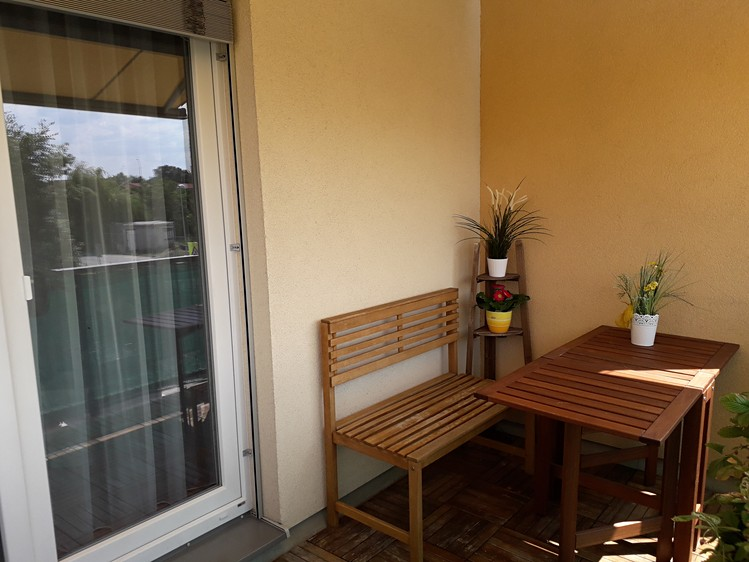 Spacious 4+kk apartment, Prague 4, 104 m²