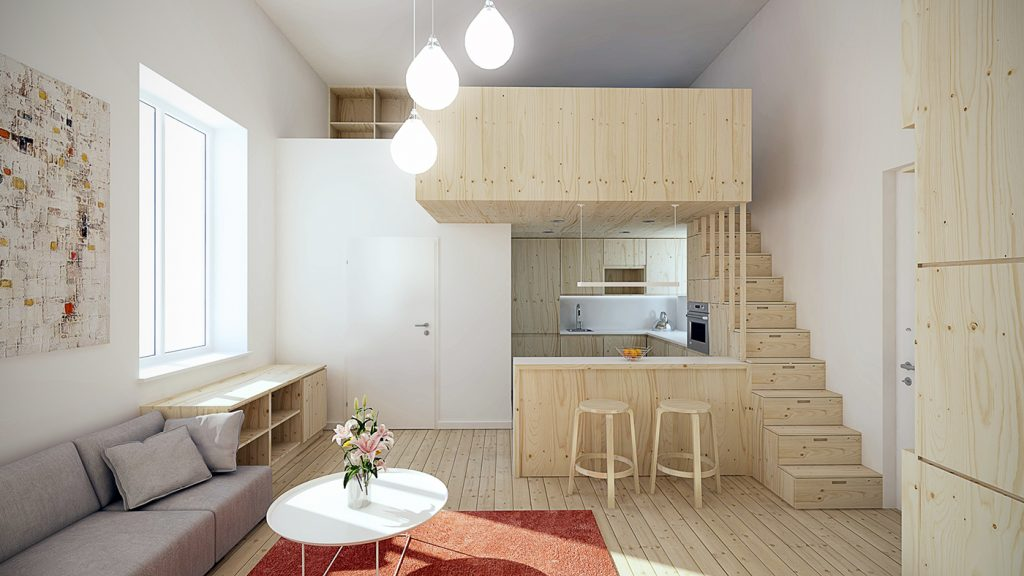 Mini apartments in Prague – is there a demand for small apartments?